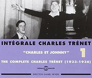 """Afficher """"Intégrale Charles Trénet n° 01<br /> Charles et Johnny"""""""