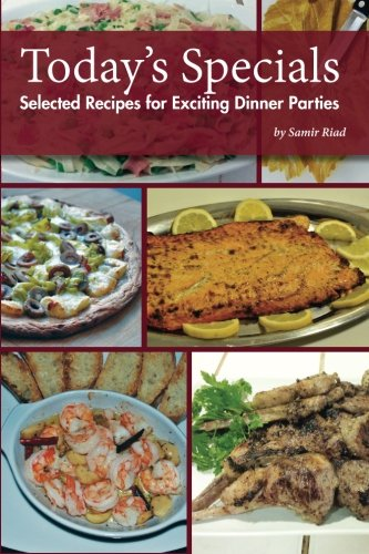 Today's Specials: Selected Recipes for Exciting Dinner Parties Grape Leaf Dish
