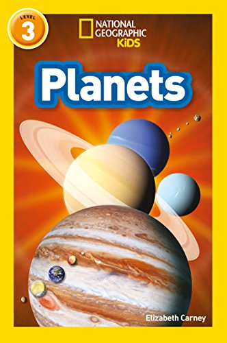 Planets: Level 3 (National Geographic Readers)