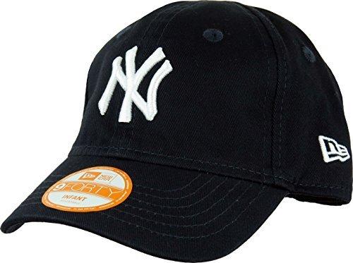 Casquette New Era – Mlb 9forty Junior Sp15 Mon 1er Yankees De New York Bleu Marine Osfa