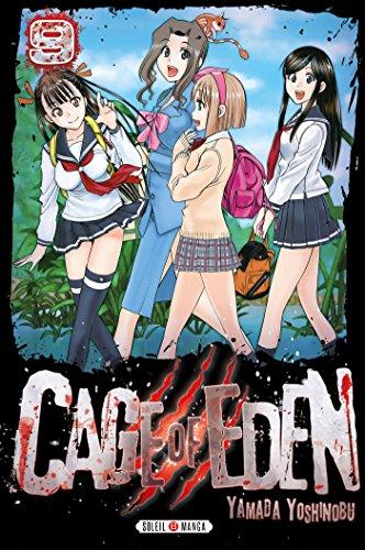 Cage of Eden T9 par Yoshinobu Yamada