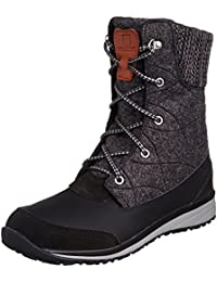 Salomon Hime Mid Black Asphalt Pewter
