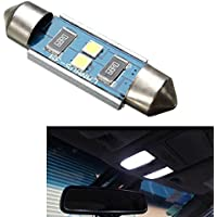 Festoon 39mm 3030 2SMD LED Auto Reading Light Roof Lamp