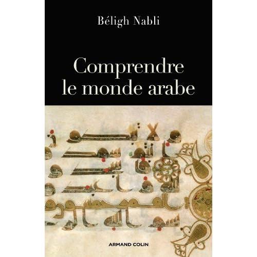 Comprendre le monde arabe de Béligh Nabli (25 septembre 2013) Broché