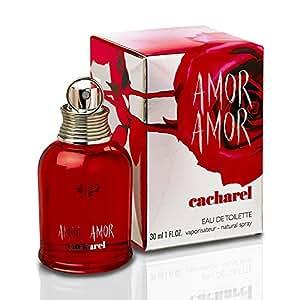 Amor Amor de Cacharel Eau de Toilette Vaporisateur 30ml