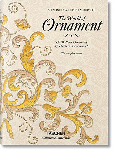 The world of ornament. Ediz. inglese, francese e tedesca