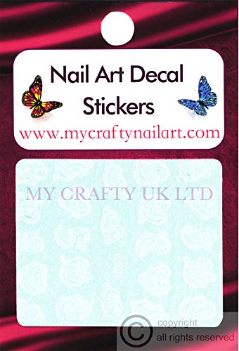 My Crafty Nail Art