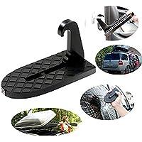 Tancurry Auto SUV Jeep Latch Türstufe Trittbretter Car Türschwelle Sicherheit Hammer Trittbretter Einfach zu Dach-Rack