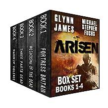 ARISEN, Box Set - Books 1-4 (English Edition)