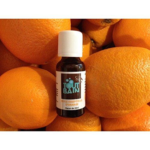 Preisvergleich Produktbild Alles Bain – ätherisches Öl Hat der Orange