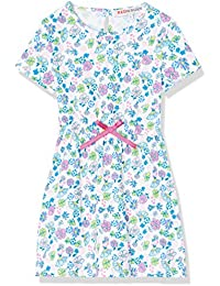 RED WAGON - Floral Dress Knot, Vestito Bambina