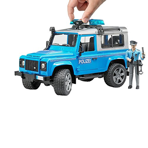 Bruder 02597 TOYS Spielzeug, blau