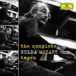 The Complete Gulda Mozart Tapes (5cd+Bonus)