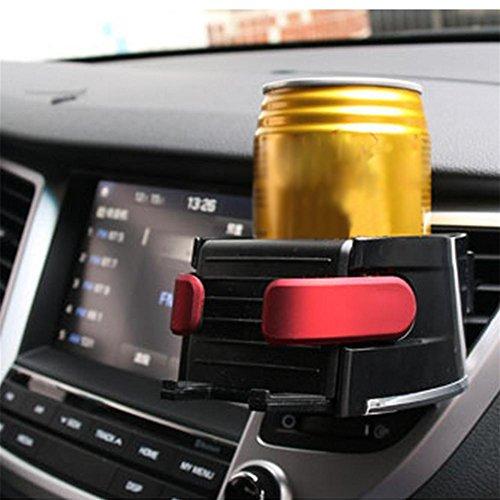Coche multi - funcionales teléfono móvil stent aire acondicionado salida soporte coche...