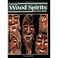 Carving Wood Spirits in Tree Bark: Capturing Unique Faces & Expressions in Wood