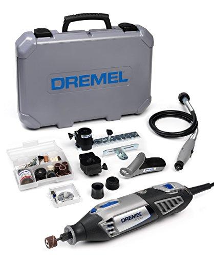 Dremel 4000-4/65 High Performance Rotary Tool Kit