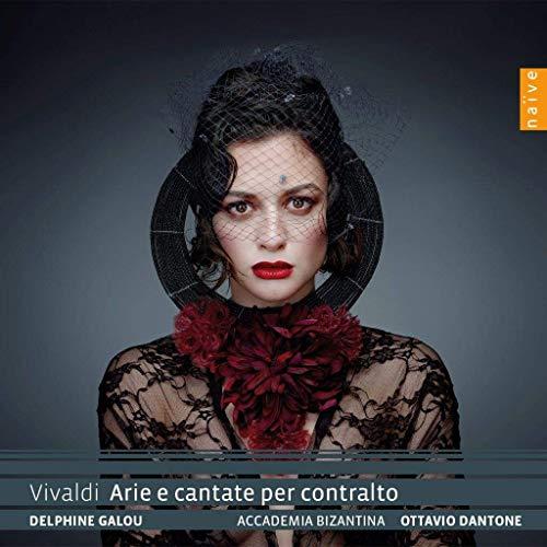 Arie E Cantate Per Contralto