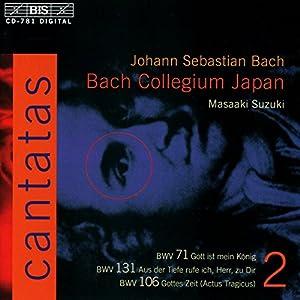 "Afficher ""Cantatas, vol. 2"""