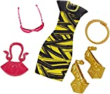 Monster High - DVF09 - Komplettes Aussehen Cleo De Nile - Deluxe-Puppenkleidung Modepackung