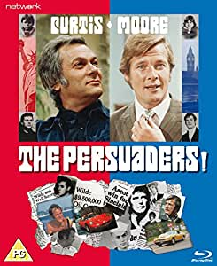 The Persuaders!: The Complete Series - [ITV] - [Network] - [Blu-ray]