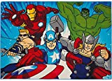 Teppich Avengers Action Marvel