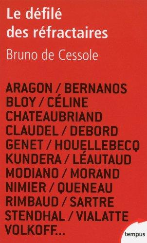 Le Défilé des réfractaires par Bruno de CESSOLE