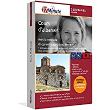 Cours d'albanais pour débutants (A1/A2). Logiciel pour Windows/Linux/Mac OS X. Apprendre les bases de l'albanais