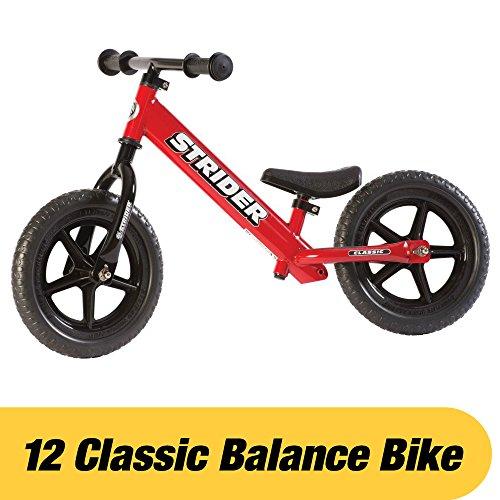 Strider 12 Classic Bicicletta per Bambini, 18 Mesi - 5...