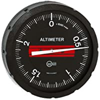 Barigo Model 27 2500m Analogue Vehicle Altimeter