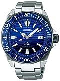 Seiko Herren Analog Automatik Uhr mit Edelstahl Armband SRPC93K1