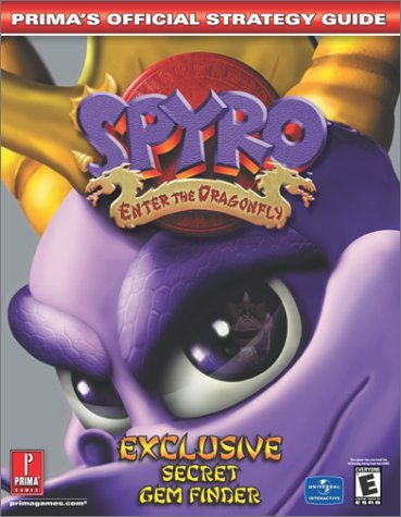 Spyro: Enter the Dragonfly : Prima's Official Strategy Guide