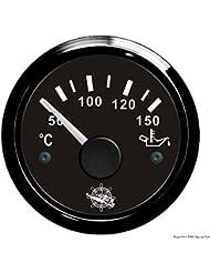 Jauge du niveau de l'huile 50/150° noir/noir