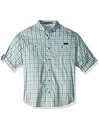 8d387bb9446b4 Amazon.es  Columbia - Verde   Camisas   Camisetas