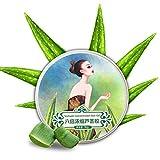 Pure Natural Aloe Gel Anti-empfindliche Feuchtigkeitsspendende Anti-Moskito Bites Reparatur Aloe Gel Greencolourful