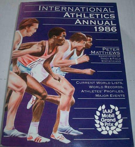 International Athletics Annual 1986