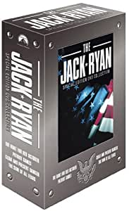 The Jack Ryan Special Edition DVD-Collection (4 DVDs)