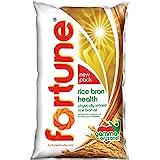 Fortune Rice Bran, 1L Pouch