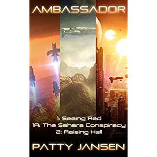 Ambassador: Books 1, 1A and 2 Omnibus