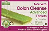 ALOE PURA ADVANCED COLON CLEANSE TABLET 60 - 60 TBAS