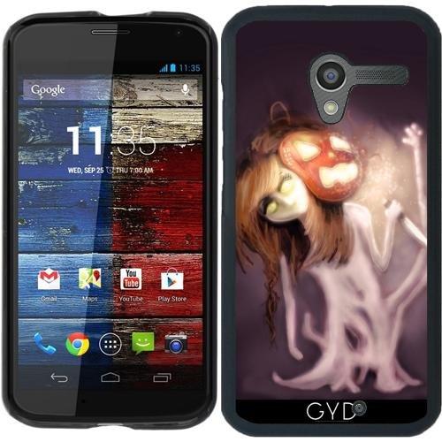 DesignedByIndependentArtists Hülle für Motorola Moto X (Generation 1) - Träumen Von Halloween by Rouble Rust