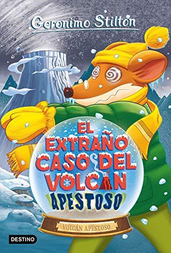 El extraño caso del volcán Apestoso: Geronimo Stilton 39 eBook ...