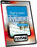 Start to Learn Touch Typing -