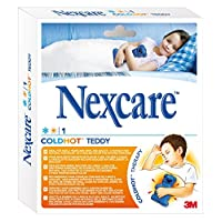 3M Nexcare Cold Hot Teddy Bottle for Kids