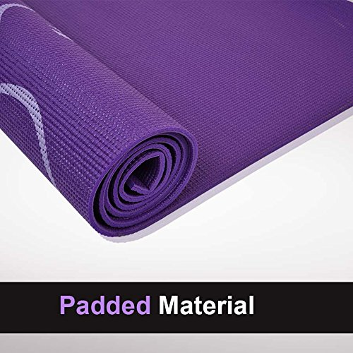 Paffy Yoga Mat Indian Bodybuilding Products