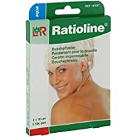 RATIOLINE aqua Duschpflaster 8x10cm, 5 St preisvergleich bei billige-tabletten.eu