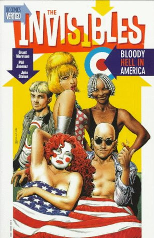 Invisibles TP #4 Bloody Hell In America