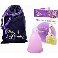 Me Luna Coupe menstruelle Soft, bague, rose, taille L