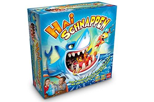 Goliath Toys 30720 Kinderspiel, bunt (Spiel Hai Spiele)