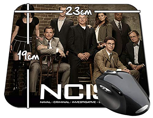 NAVY Investigacion Criminal NCIS C Tapis De Souris Mousepad PC