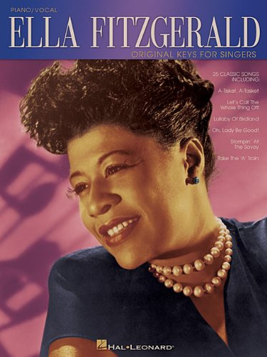 Ella Fitzgerald Original Keys for Singers